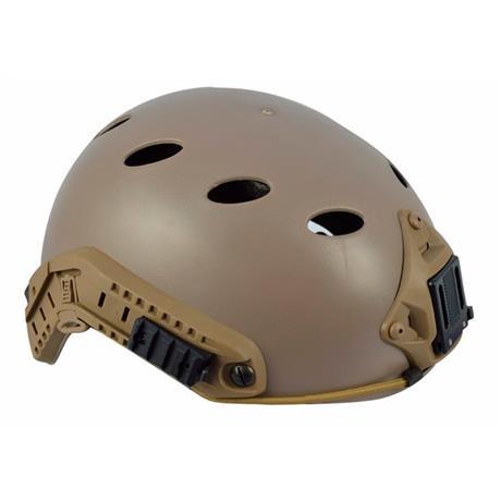 Capacete para Airsoft Pj Helmet (Simulacro) - Fma (Deserto)