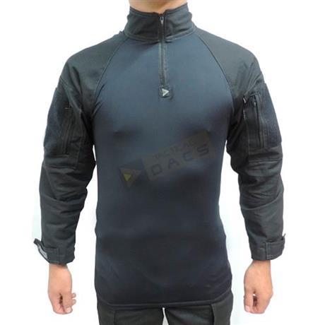 Combat Shirt Hrt - Preto (Exg) - Dacs