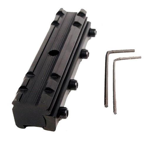 Suporte Adaptador Peça Única 4 Pontos de Aperto de 11mm para 22mm