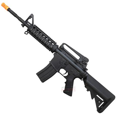 Rifle Airsoft M4A1 RIS (Eletrico) (Full Metal) 6mm - Cyma