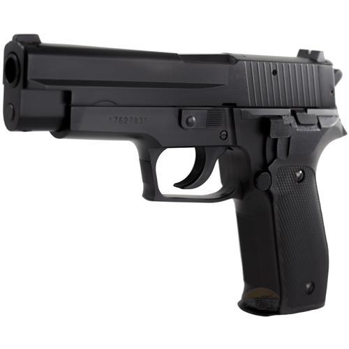 Pistola de Pressao Rossi KWC P226 4.5mm (Esferas de Aco) + 100 Chumbinhos