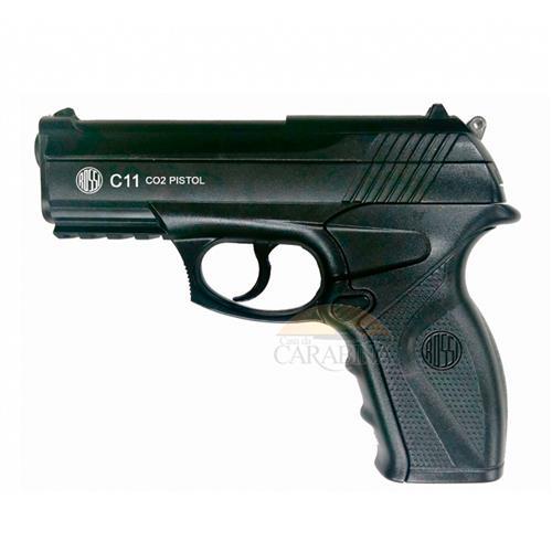 Pistola CO2 Rossi C11 4.5