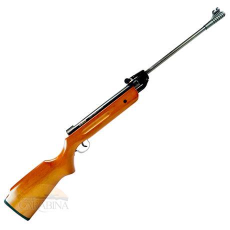 Carabina de Pressão QGK14 Madeira 5.5mm