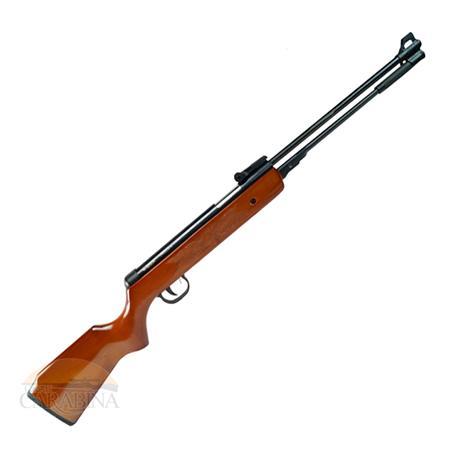 Carabina de Pressão QGK Under-B Wood 4.5mm (Cano Fixo)
