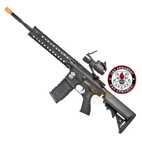 Rifle Airsoft AEG CM16 R8-L G&G