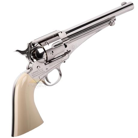 Revolver CO2 Remington 1875 4.5 FULL METAL - Crosman