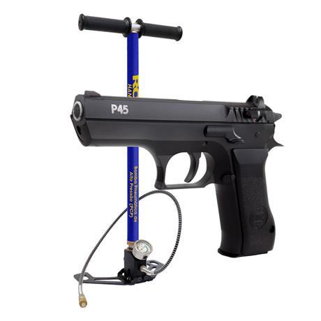 Pistola PCP P45 Rossi 4.5 + Bomba PCP Rossi