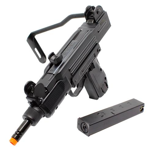 Submetralhadora Airsoft UZI CO2 GBB FULL METAL