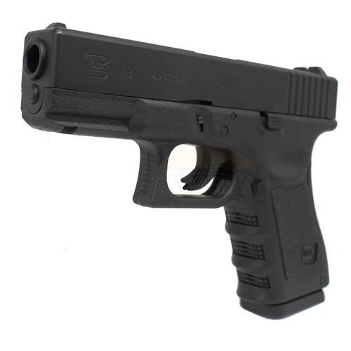 Pistola CO2 Glock 19 4.5 Slide Metal - Umarex