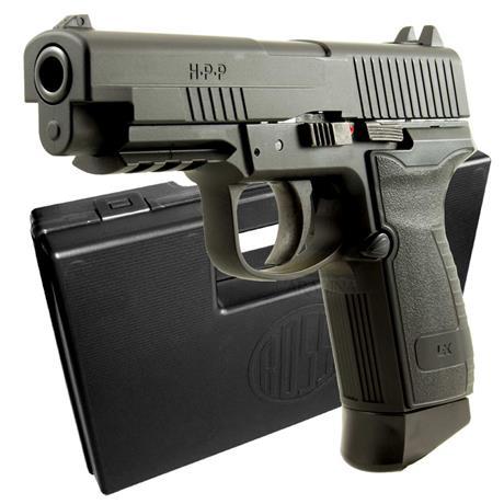 Pistola CO2 HPP Full Metal Blow Back 4.5 + Case Rossi