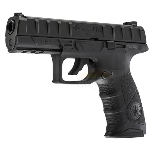 Pistola CO2 Beretta APX 4.5 Slide Metal Blow Back