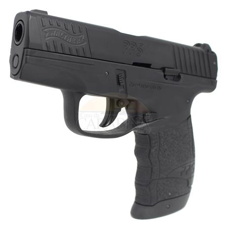 Pistola CO2 Walther PPS M2 4.5 Slide Metal e Blow Back